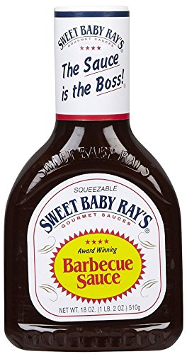 Sweet Baby Ray's Original BBQ Sauce-18 OZ