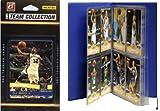 NBA Memphis Grizzlies Licensed 2010-11 Donruss Team Set Plus Storage Album