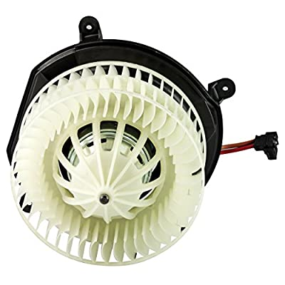 TOPAZ 2118300908 A/C Blower Motor for Mercedes Benz W211 C219 E320 E350 E500 E550 CLS550: Automotive