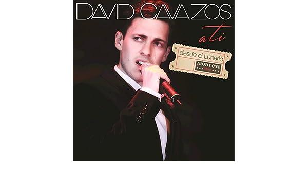 Amante A La Antigua (Live) [feat. Ernesto DAlessio] by David Cavazos on Amazon Music - Amazon.com