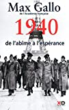 img - for 1940 De L'abime a L'esperance Fl (French Edition) book / textbook / text book