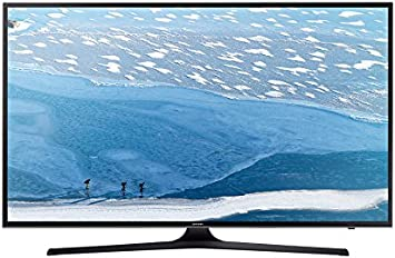 Samsung - TV led 40 ue40ku6000 uhd 4k, 1300 hz pqi y Smart TV: Amazon.es: Electrónica