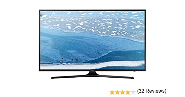 Samsung - TV led 40 ue40ku6000 uhd 4k, 1300 hz pqi y Smart TV: Amazon.es: Electrónica
