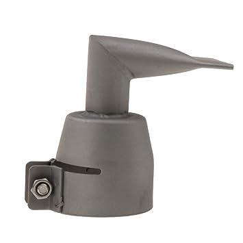 SM SunniMix Boquilla de Soldadura Plana 20mm 90 Grados Pistola de Soldadura de Aire Caliente: Amazon.es: Bricolaje y herramientas