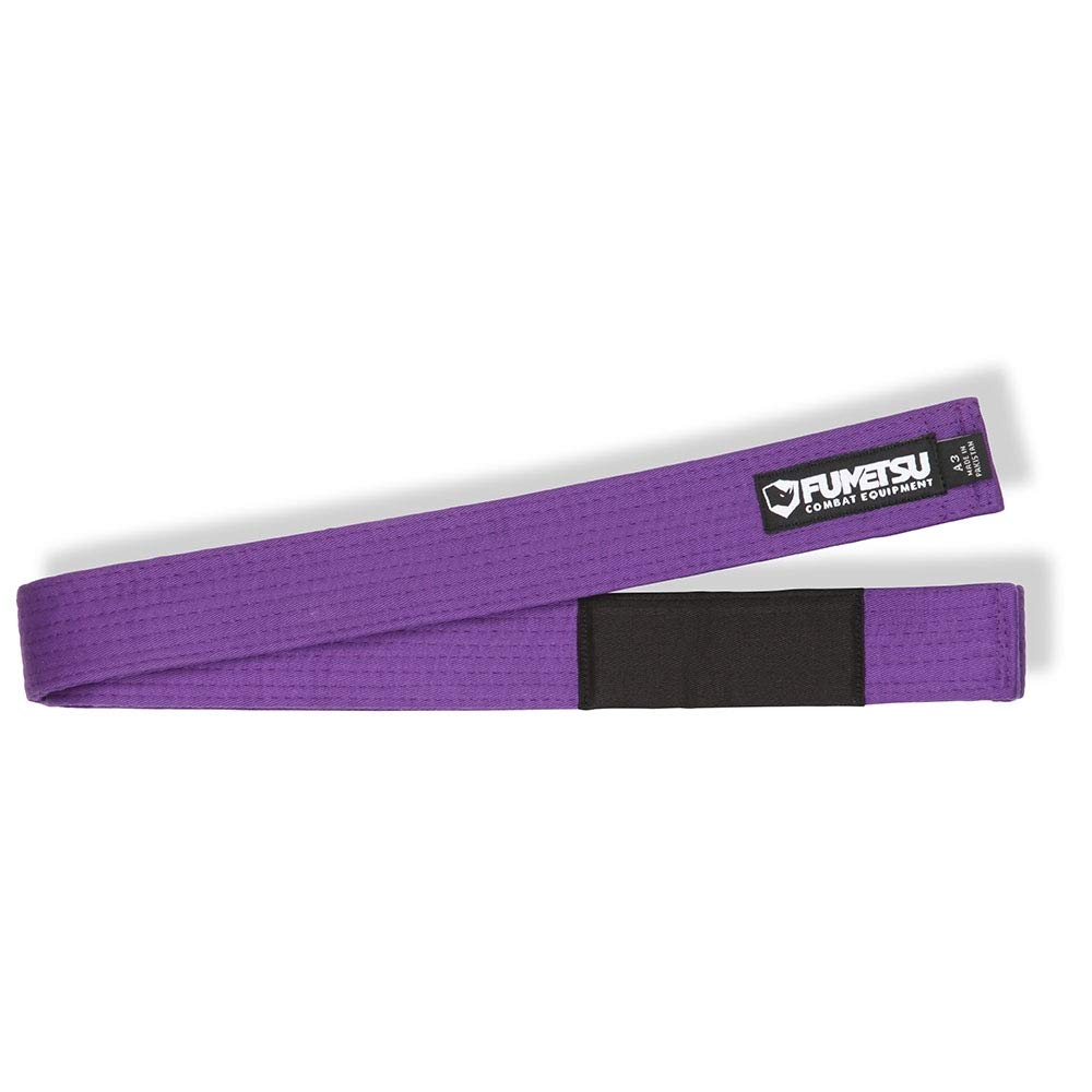 Fumetsu Ranked BJJ Adult Belt Purple