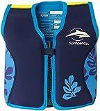 Konfidence Girls Learn to Swim Jacket Hibiscus