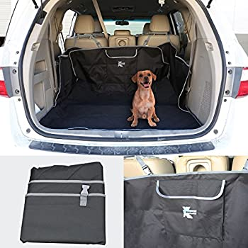 Amazon.com : Quilted Cargo Cover For Pet Waterproof Trunk