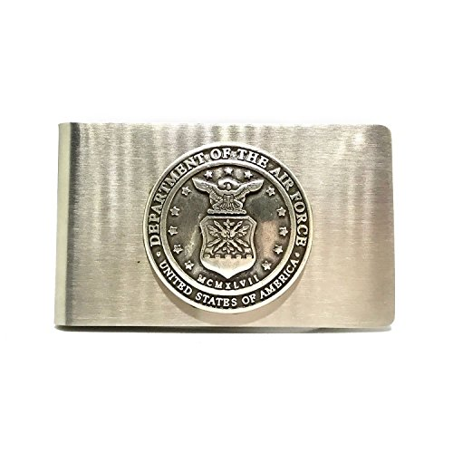 US Air Force Money Clip - Cigar Cutters by Jim Money Clip