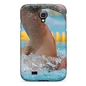 New Style Case Cover BtNoPvu4436pFRFz Professional Swimmer Sport Compatible With Galaxy S4 Protection Case by lolosakes