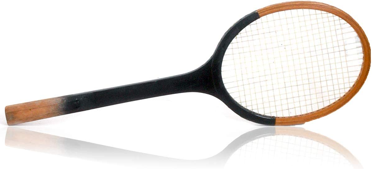 Retro Vintage estilo madera Raqueta De Tenis Nuevo