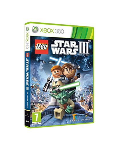 Disney Interactive Lego Star Wars 3 The Clone Wars Xbox 360 Clone Wars Xbox