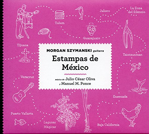 Estampas de México: No. 11, Puerto Escondido - Puerto Escondido Mexico