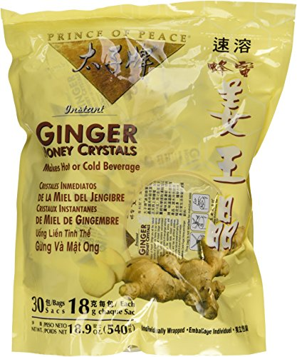 ant Ginger Honey Crystals (Pack of 5 x 30ct) (Ginger Honey Crystals)