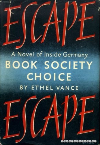 Escape by Ethel Vance
