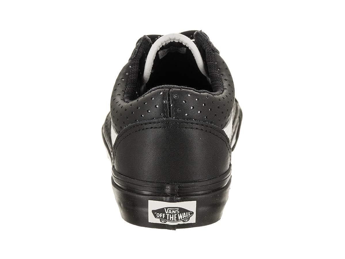 Vans Unisex - Erwachsene Unisex Old Skool DX (Transit-Linie) Skate-Schuh Skate-Schuh Skate-Schuh 8 US   9.5 US 8 D (M) US US 9.5 Schwarz Reflective 49f233