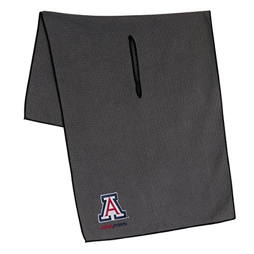 Team Effort Arizona Wildcats - Team Effort Arizona Wildcats Grey Microfiber Towel
