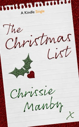 the christmas list kindle single by manby chrissie - Amazon Christmas List
