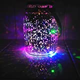 Sogrand Solar Jar Lights Outdoor Lids for Mason Jars Silver Hanging Lantern 4 Color 8 LED Home Decor 2018 of The Day Rope Hanger Copper Light Lid Decorative Lamp for Patio Garden Party