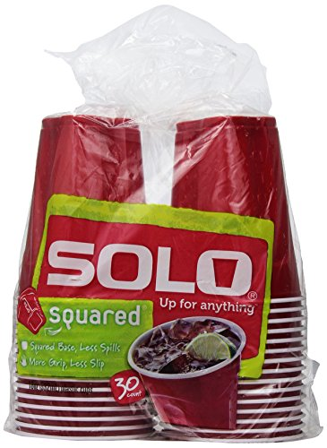 Squared Ounce Plastic Count Color product image