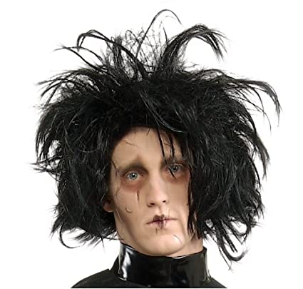 Rubies Costume Edward Scissorhands Adult Costume Wig One Size Rubies Costume Co (Canada) 51494