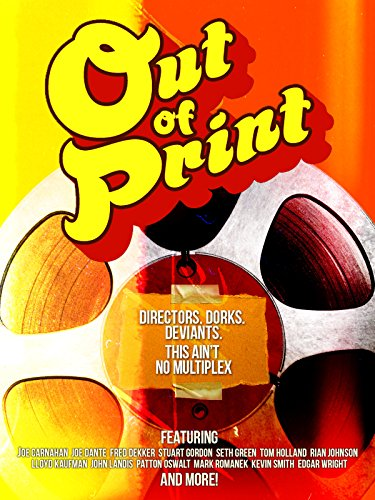 - Out of Print