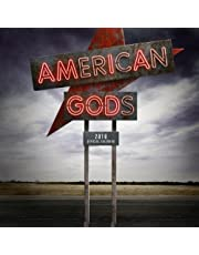 American Gods Official 2018 Calendar - Square Wall Format
