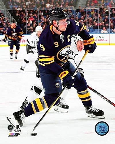 half off af753 62e35 Amazon.com: Jack Eichel 2018-19 Buffalo Sabres NHL Action ...