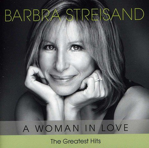 Woman in Love-The Greatest Hits