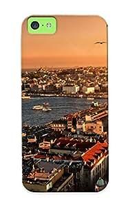 2e221c55652 With Unique Design Iphone 5c Durable Tpu Case Cover Istanbul City