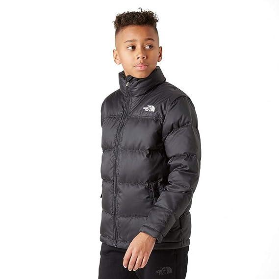 The North Face B Nuptse Down Jkt Tnf Black XL (Kids)  Amazon.co.uk  Clothing 76520f70c