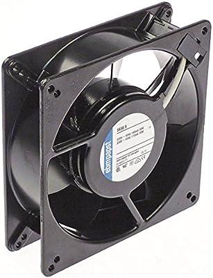 ebm-papst 5656 S - Ventilador axial (30 W, 230 V CA, 50 Hz, conector plano de 2,8 mm, ancho de 135 mm, altura de 38 mm, longitud de 135 mm): Amazon.es: Industria, empresas y ciencia