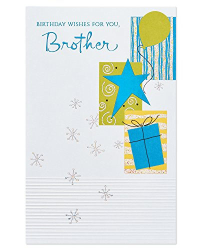 American Greetings Best of Everything Birthday Card for Brother with (Brother Card)