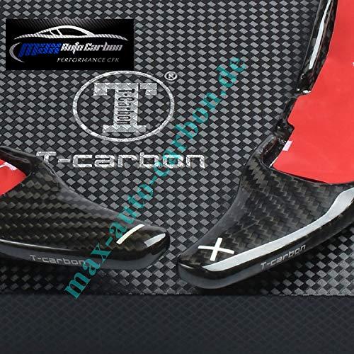 Max Auto Carbon Paddles de Commutation en Carbone v/éritable Convient pour AMG A45 CLA45 GLA45 C63 E63 GLC63 S63 GT