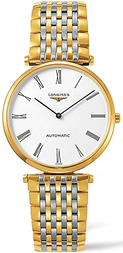 Longines L49082117 La Grande Classique Automatic Ladies Watch - White Dial