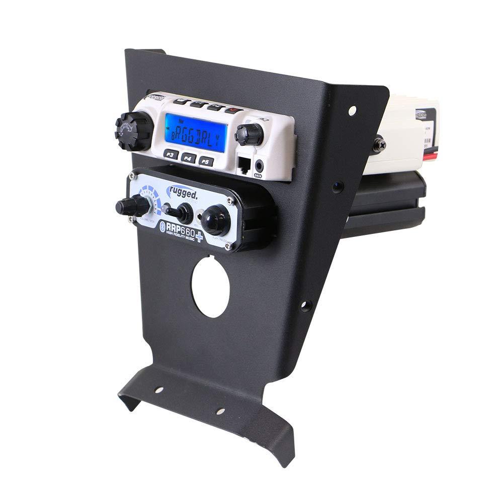 Rugged Radios MT-X3-RM60 Mobile Radio & Intercom Mount for Can-Am Maverick X3