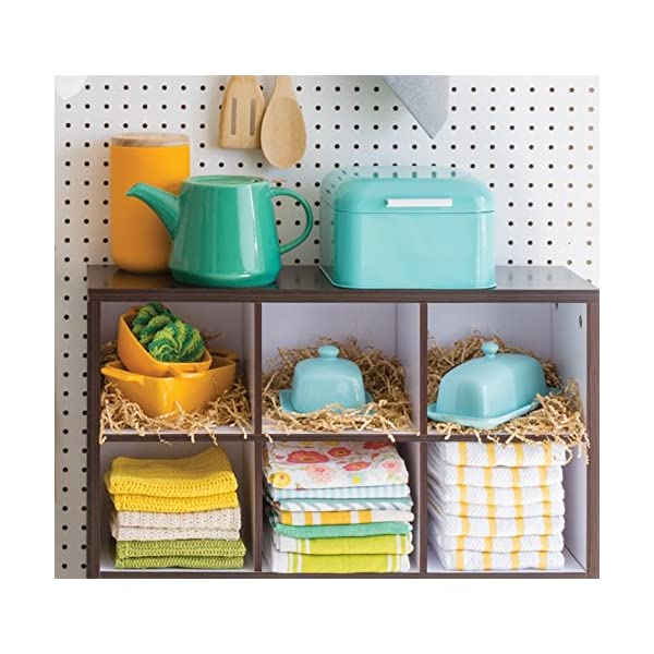 Now Designs Bakery Box, Turquoise 2