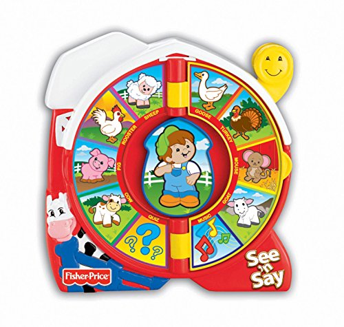 51om6rf7hjL - Fisher-Price See 'n Say The Farmer Says [Amazon Exclusive]