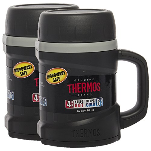 Thermos Insulated Microwaveable Storage Containers