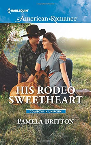 book cover of His Rodeo Sweetheart