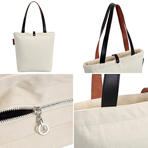 Canvas World's Beach Nurse Handbags Tote Women's Print So'each amp; Ever Bag Best F6YFwTq