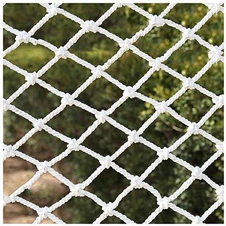 Malla de jardín YINUO Escalera Gato Cerco Infantil Balcón Protección Red anticaída Decoración Red de Seguridad, Red de Carga Planta de jardín Cerca de Aislamiento de Red for Mascotas Exterior: Amazon.es: Deportes