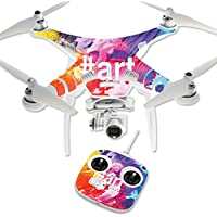 Skin For DJI Phantom 3 Standard – Art | MightySkins Protective, Durable, and Unique Vinyl Decal wrap cover | Easy To Apply, Remove, and Change Styles | Made in the USA