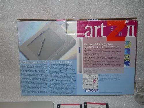 ArtZ II 6x8 Graphics Tablet MacOS with Ultrapen