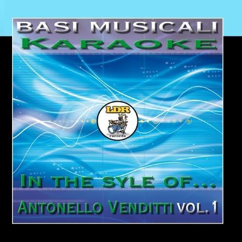 Basi Musicali Challenge the lowest price Antonello Vol.1 Venditti Charlotte Mall
