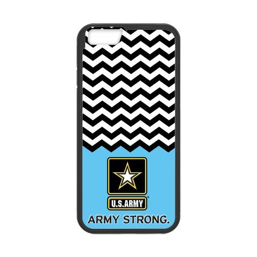 "Fayruz - iPhone 6 Rubber Cases, US Army Hard Phone Cover for iPhone 6 4.7"" F-i5G93"