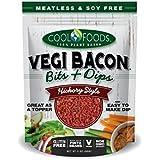 Vegi Bacon Bits and Dips- VEGGIE vegan bacon