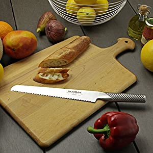 Bread & Serrated Knives