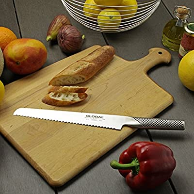 Bread & Serrated Knives