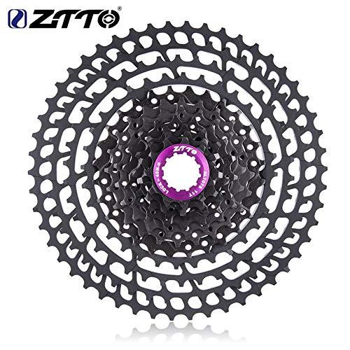 Barbiee ZTTO 11-Fach Kassette 11-50T Ultralight Freilaufkompatibel Rennrad Hochfeste Stahlkettenräder Klappbare Zahnräder