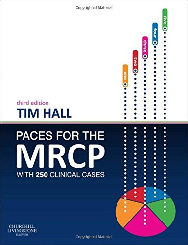 Paces For The Mrcp, 3/E With 250 Clinical Cases (Ie) (Pb-2013)